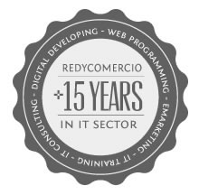 + 14 años | + 14 years - Landing Pages and Newsletters